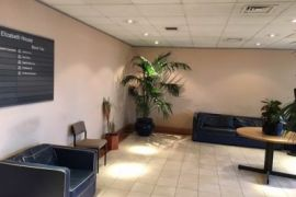 Serviced offices London  reception