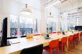 Offices to lease London large desk