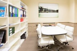 Serviced offices London meeting room