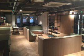 Flexible office space London Central Working City