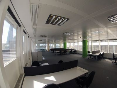 Open plan offices to lease London