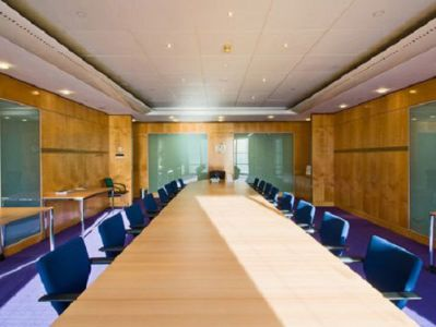 Rent an office London Canada Square board room