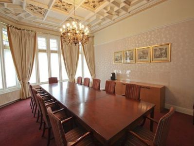 Foxhall Lodge -  Board Room
