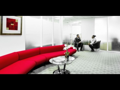&Offices - Harbour Exchange, Lounge