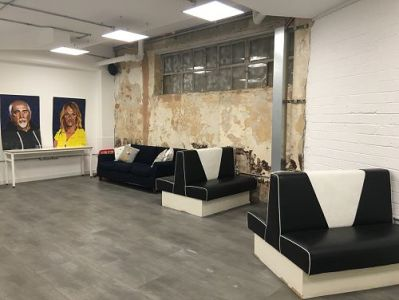 Office for rent in London Break Out Area