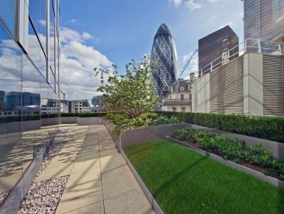 Rent a space in London Roof Terrace