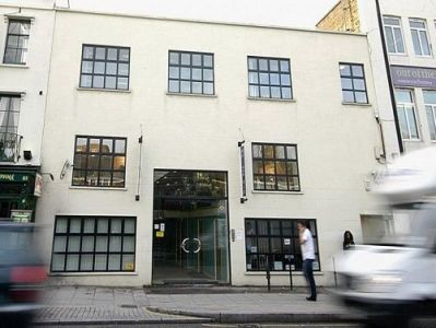 Executive offices London Exterior