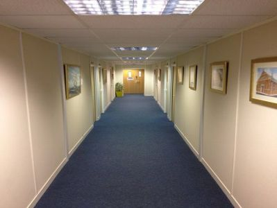 St Andrew's Business Centre - Walkway (1)