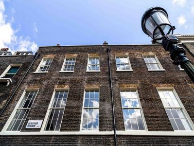 Flexible office space London External