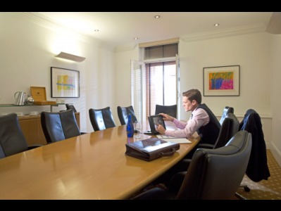 LEO - Cavendish Square, Meeting Room