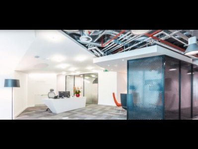 BE Offices  - Paddington, Reception