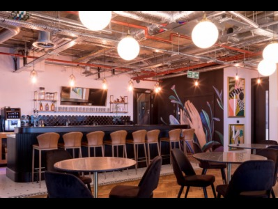 Mindspace Cafe Space