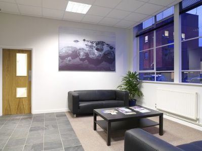 Earlsfield Business Centre - Waiting Area