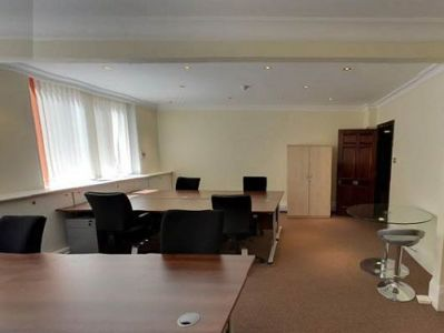 Serviced offices Central London Tokenhouse Yard