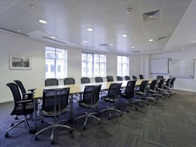 Office space rental London Board Room