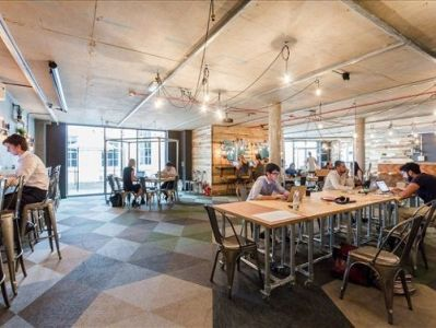 Office to rent London Work Space