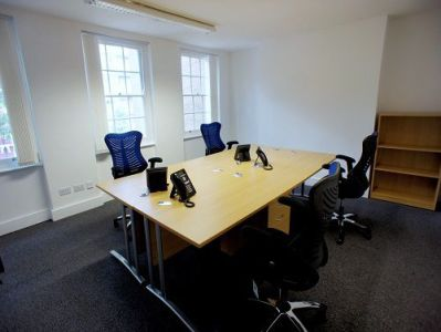 Flexible office space London Old Marylebone Road - Private Office