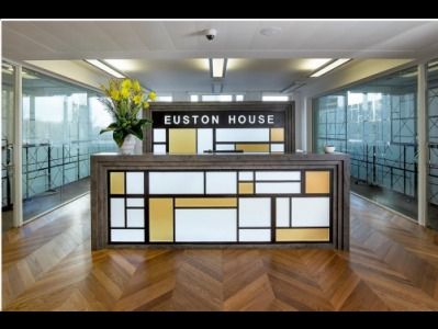 Euston House Reception