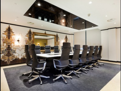 Office for rent in London Board Room