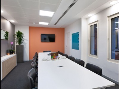 Serviced offices in London Meeting Room