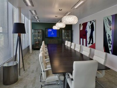 London office to rent Old Broad Street meeting room