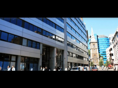 BE Offices - Minories, Exterior