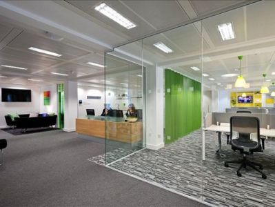 Office space to rent London Reception