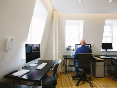 Flexible office space London office 1