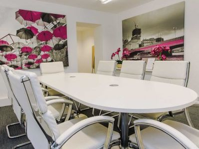 Space for rent in London Meeting Room