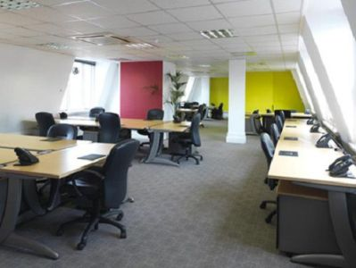 Serviced offices Central London Kingsway private office