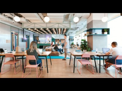 Blackfriars co working space