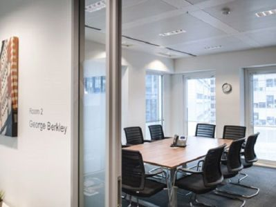 Rent an office London Fenchurch Street meeting room