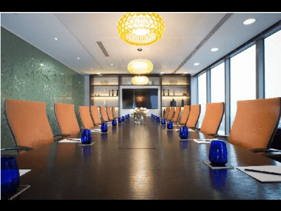 Office Space in Heron Tower Meeting Room