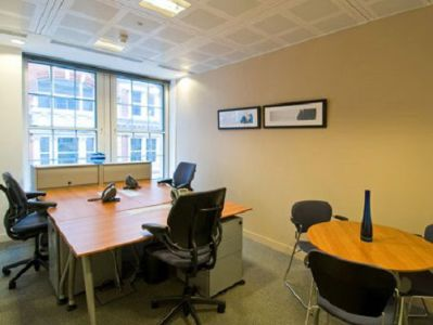 New Broad Street Office Space
