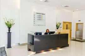 Offices for rent Central London Reception