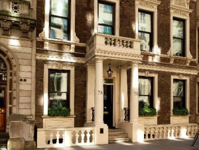 London offices to rent Pall Mall exterior