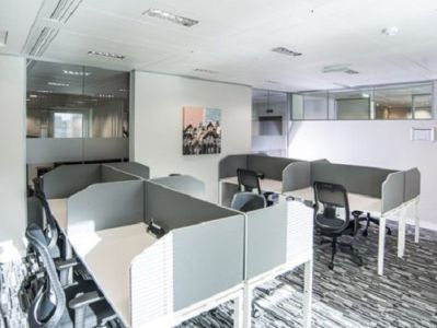 Rent an office London Fenchurch Street private desks
