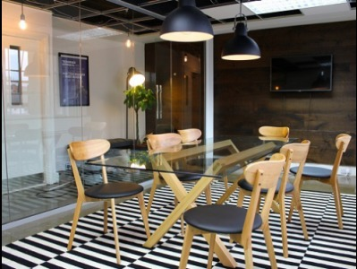 London office space Shoreditch meeting room
