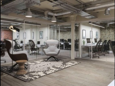 Rent Office Space At Fora Space Clerkenwell Clerkenwell