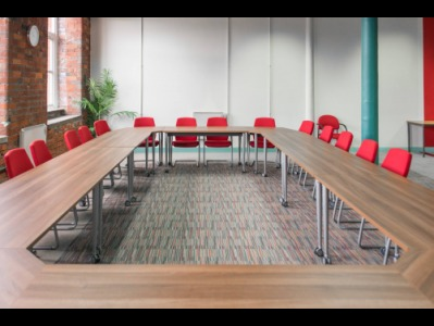 The Globe Business Centre Board Room