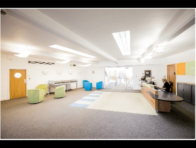 Serviced Office Space For Rent In Gatwick, Reception
