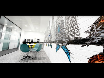 BE Offices - Cheapside, Meeting Room