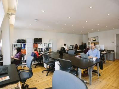 Flexible office space London office 2