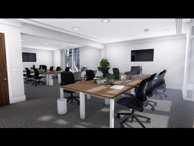 Broadgate circle office space
