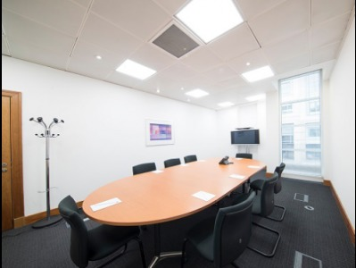 office space for rent London Queen Caroline Street Meeting Room
