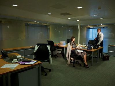 Offices in Central London