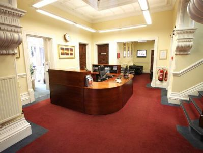 Foxhall Lodge - Reception