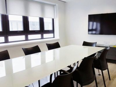 office space Central London Boardroom