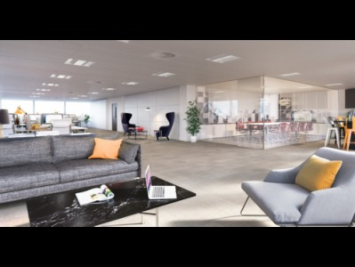 Bruntwood - The Plaza, Lounge and Meeting Room