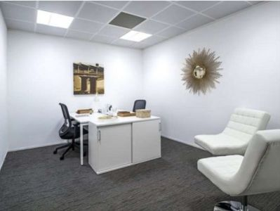 Office to rent London shared desk